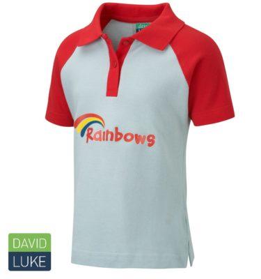 DL91 Rainbow Polo